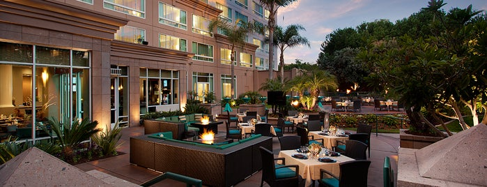 DoubleTree by Hilton Hotel San Diego - Del Mar is one of AT&T Wi-Fi Hot Spots - Hospitality Locations.