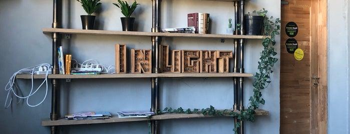 InLight интерьерная фотостудия is one of Orte, die Алена gefallen.