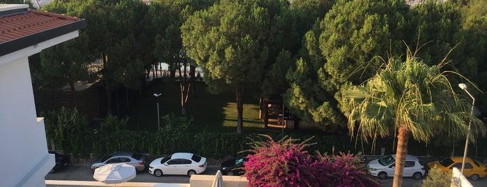 Yacht Boheme Hotel is one of KAŞ&FTHYE.