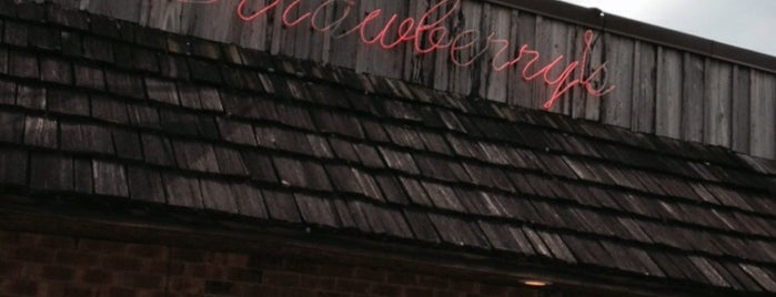 Strawberry's Midtown is one of Southeast Missouri BBQ Trail.