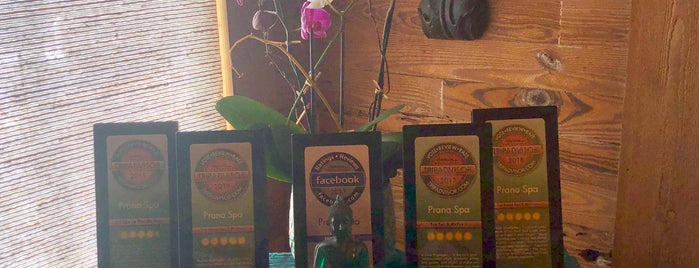 Prana Spa is one of Key West.