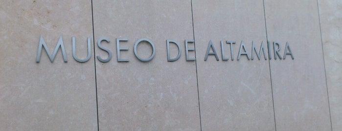 Museo de Altamira is one of Sitios Internacionales.