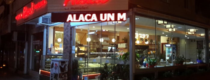 Alaca Unlu Mamulleri is one of Lieux qui ont plu à Çiçek.