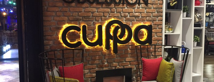 Cuppa is one of Tempat yang Disukai Sedat.