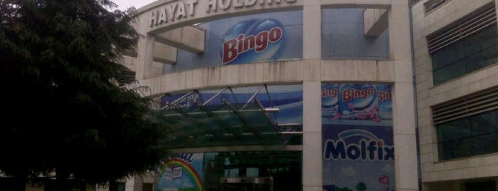 Hayat Holding is one of Posti che sono piaciuti a ..
