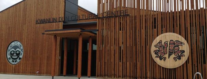Kwanlin Dun Cultural Centre is one of Lieux qui ont plu à Michi.