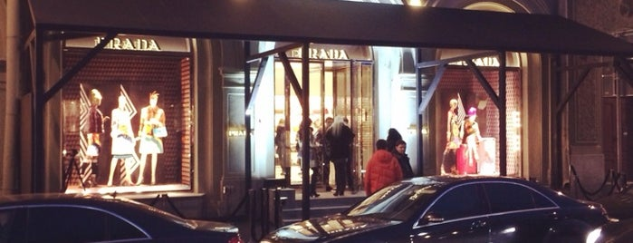 PRADA Milano is one of SPB.