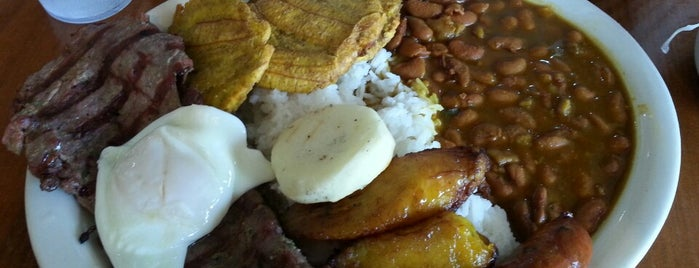 La Pequeña Colombia Restaurant is one of Hidden Treasures of Tampa Bay.