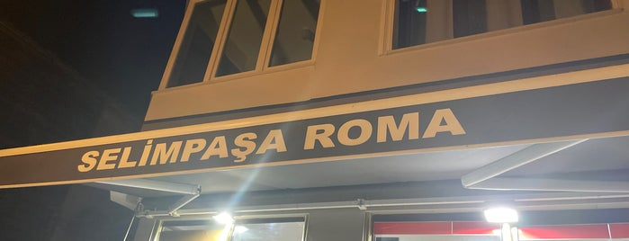 Roma Dondurmacısı is one of Esraさんのお気に入りスポット.