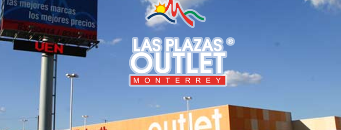 Las Plazas Outlet is one of Gilberto 님이 좋아한 장소.