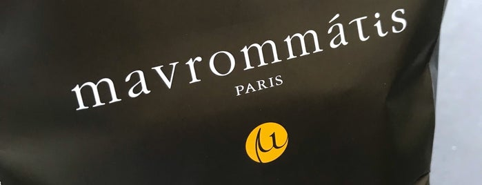 Mavromatis Censier is one of Paris.