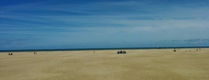 Plage de Deauville is one of Locais curtidos por A.