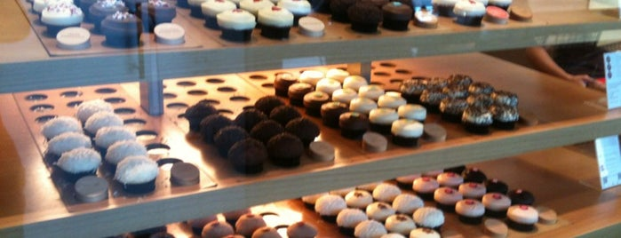 Sprinkles Cupcakes is one of Houston.