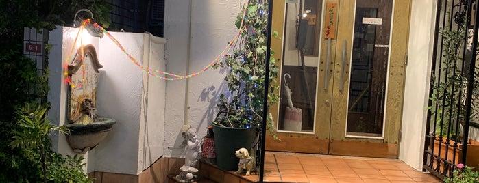 酒と自然食品の店 ヤマザキヤ is one of ジャック : понравившиеся места.