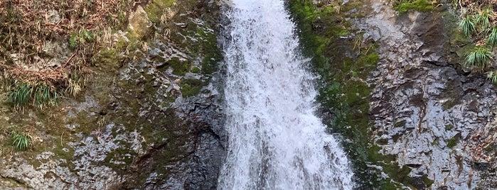 風挙の滝 is one of Tempat yang Disukai ジャック.
