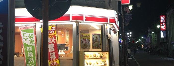 れんげ食堂 Toshu 浜田山店 is one of 食事.