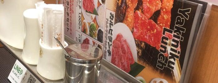 東天閣 川崎本店 is one of 食事.