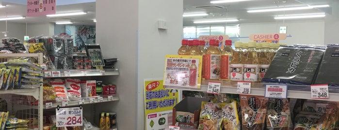 スーパーマーケットしめまる is one of Lugares favoritos de ジャック.