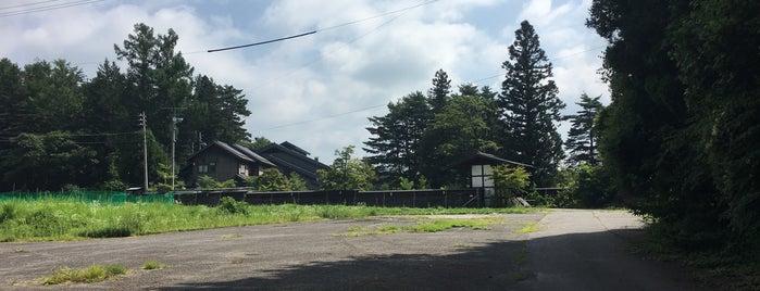 岩魚郷 北条屋敷 is one of Lugares favoritos de ジャック.