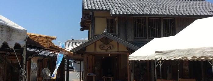 道の駅 熊野・花の窟 is one of Lugares favoritos de ジャック.