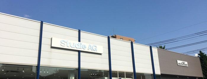 Studie+TOKYO- is one of Lugares favoritos de ジャック.