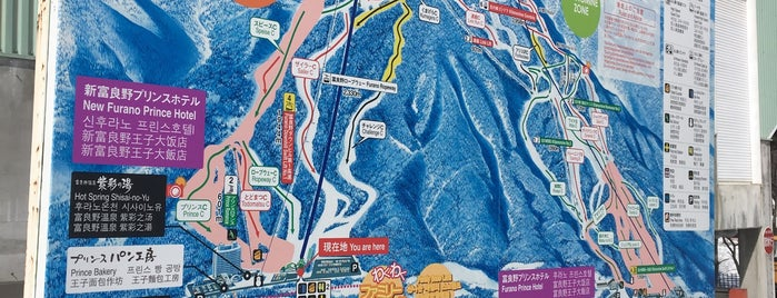 Furano Ski Area is one of Locais curtidos por ジャック.
