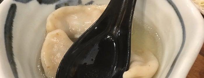 肉汁餃子のダンダダン is one of Locais curtidos por ジャック.