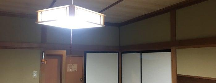 ホテルからまつ荘 is one of ジャック : понравившиеся места.