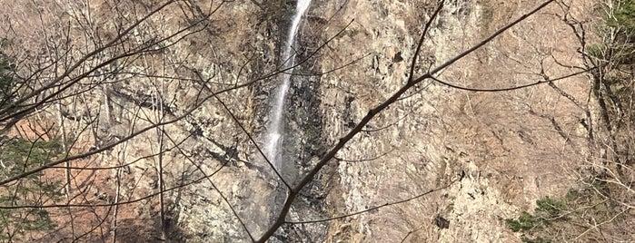 回顧の滝 is one of Tempat yang Disukai ジャック.