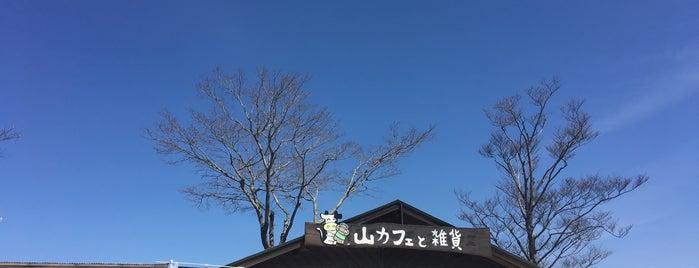 大笹牧場 外売店 is one of Locais curtidos por ジャック.