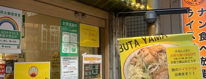 Ramen Butayama is one of Lugares favoritos de ジャック.