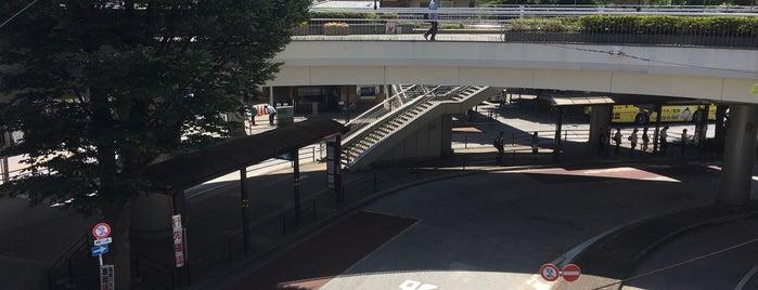 大泉学園駅南口 バスターミナル is one of สถานที่ที่ ジャック ถูกใจ.
