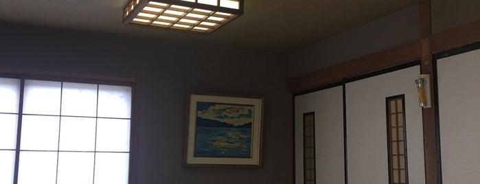 KKR諏訪湖荘 is one of Tempat yang Disukai ジャック.