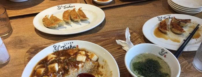 れんげ食堂 toshu 八幡山店 is one of Tempat yang Disukai ジャック.