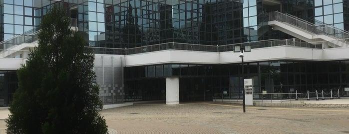 高井戸地域区民センター is one of Lieux qui ont plu à ジャック.
