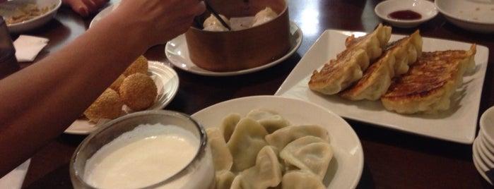 中華レストラン 包茶 (パオチャ) is one of Tempat yang Disukai ジャック.