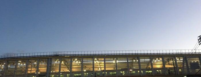 Higashi-Koganei Station is one of Tempat yang Disukai ジャック.
