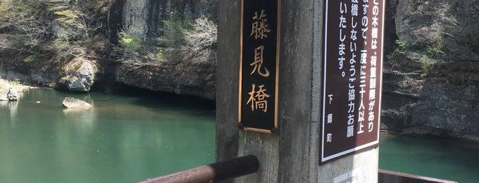 藤見橋 is one of Lugares favoritos de ジャック.