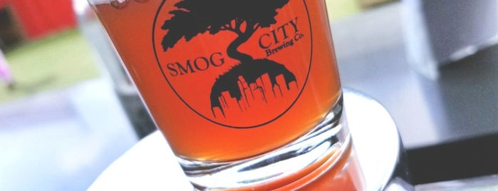 Smog City Brewing - SteelCraft is one of Dan 님이 좋아한 장소.