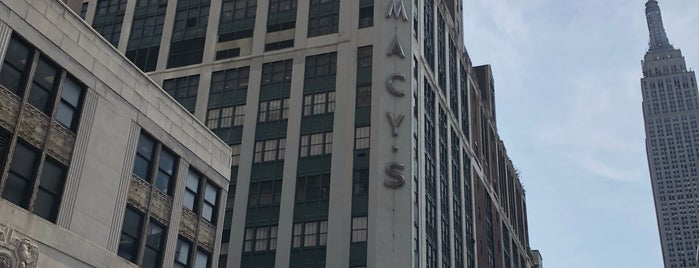 Macy's Inc. Corporate Offices is one of Loose.