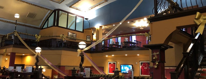 The York Palace (Wetherspoon) is one of Person 님이 좋아한 장소.