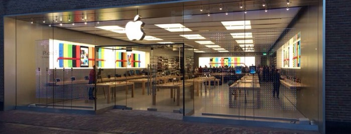 Apple Haarlem is one of Lugares favoritos de Can.