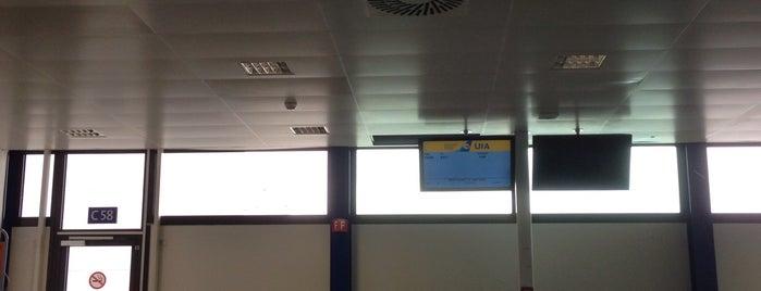 Gate C58 is one of Geneva (GVA) airport venues.