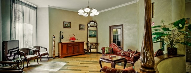 Shelfort Hotel St Petersburg is one of Lieux qui ont plu à Irina.