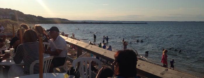 Meschutt Beach Hut is one of Southampton.