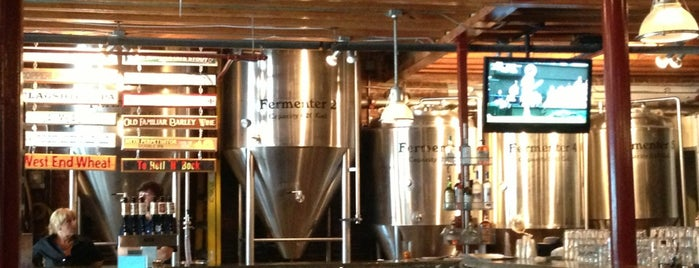 Carolina Brewery is one of Triangle Craft Beer.