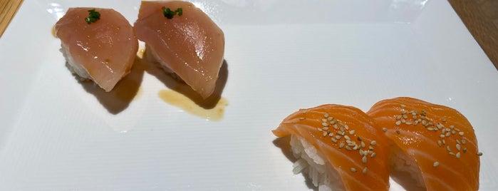 SUGARFISH by sushi nozawa is one of Sush 🍣.
