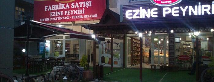 Yükseloğullari Süt Ürünleri - Ezine peyniri is one of Orte, die Burcu gefallen.