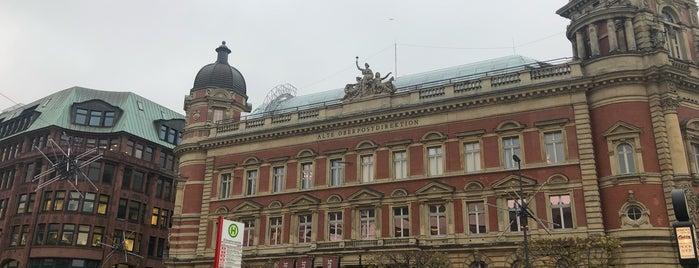 Stephansplatz is one of Hamburg.