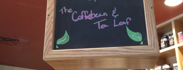 The Coffee Bean & Tea Leaf is one of Coffee Offices.
